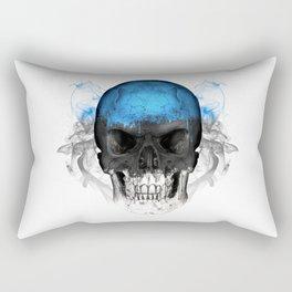To The Core Collection: Estonia Rectangular Pillow