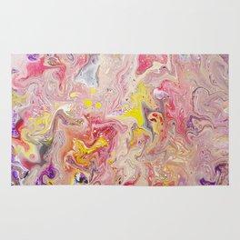 Fantasy Land: Colorful and Fun Abstract Rug