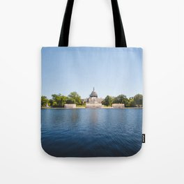 Capitol Reflection Tote Bag