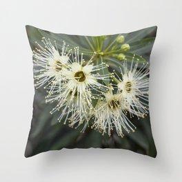 Little Penda Flower Throw Pillow