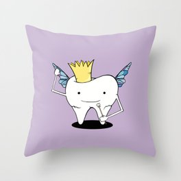 Guess Who? Throw Pillow
