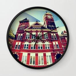 Samford Hall Wall Clock