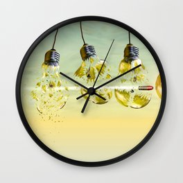 Peng ! Wall Clock