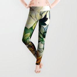 Lotus Love Leggings