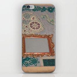 Heart desigb iPhone Skin