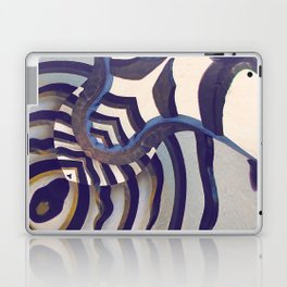 Zebra Dreams Laptop & iPad Skin