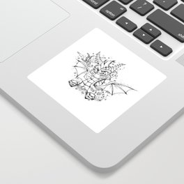 Spyro & Sparx - Ultimate Duo! Sticker