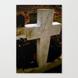 How would you like it if I came and shat on your gravestone? Oh wait.. you won't have 1 Canvas Print