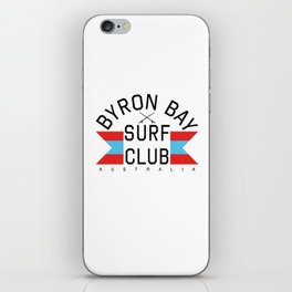 Byron Bay iPhone Skin