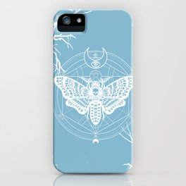 Witch Craft Winter iPhone Case