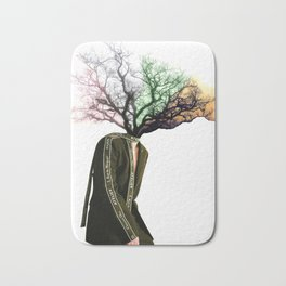 Tree Of Life   Baekhyun Bath Mat