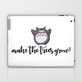 MAKE THE TREES GROW! Laptop & iPad Skin