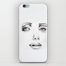 Angelina iPhone Skin