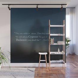 Cygnus X-1 Wall Mural