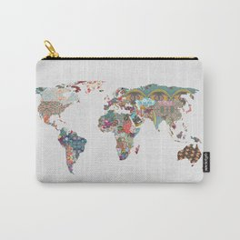 Louis Armstrong Told Us So Carry-All Pouch