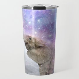 Don't Be Afraid To Dream Big • (Elephant-Size Dreams) Travel Mug