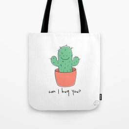 Can I hug you? Tote Bag