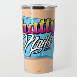 Chatty Nails Purse Travel Mug
