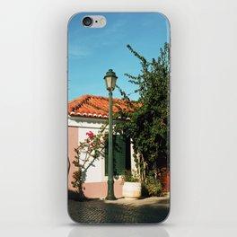 Portugal, Cascais (RR 186) Analog 6x6 odak Ektar 100 iPhone Skin
