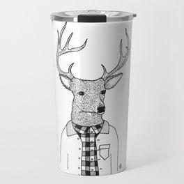 Oh Deer Dude Travel Mug