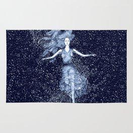 Starlight Swimmer Rug