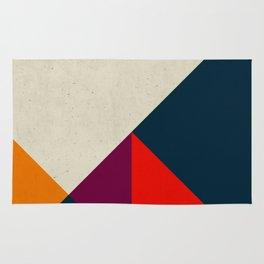 Geometric abstract Rug