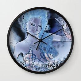 Fairy  Wall Clock