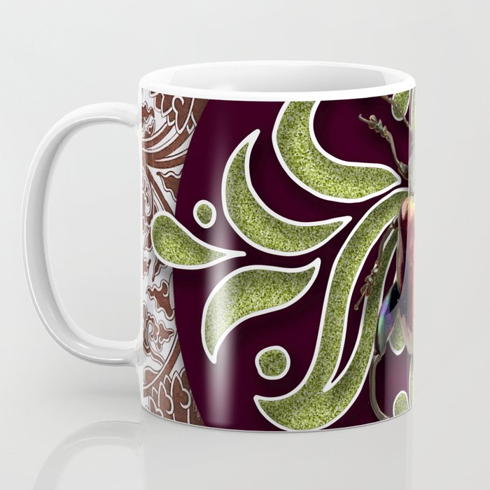 NEON BEETLE Coffee Mug