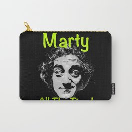 Marty All The Time Carry-All Pouch