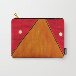 Mount Meru. II by Tee Mculus Carry-All Pouch