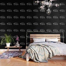 Bear Shape Wallpaper