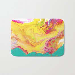 Phoenix Fire Bath Mat