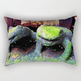 The Frog Princes Rectangular Pillow