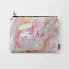 Pink Petal Flower Power Carry-All Pouch