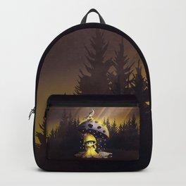 Rain Drops Backpack
