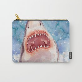 Shark Jaws Carry-All Pouch