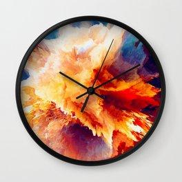 Tzón Wall Clock