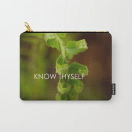 Know Thyself Carry-All Pouch