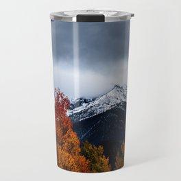 early winter Travel Mug