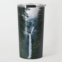 Yosemite Falls - Yosemite National Park, California Travel Mug