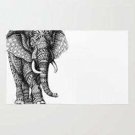 Ornate Elephant v.2 Rug