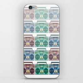 """""""I CAN'T LIVE WITHOUT MY RADIO"""" iPhone Skin"""