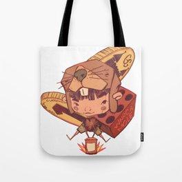 Wack-a-mole Tote Bag