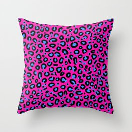 Shock Animal Throw Pillow