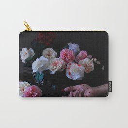 """""""Power, Corruption & Lies"""" by Cap Blackard Carry-All Pouch"""