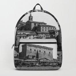 Soriano nel Cimino (Italy) - Orsini Castle Backpack