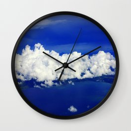 Up, Up and Away Wall Clock