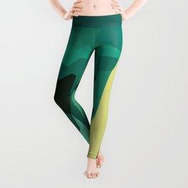 Emerald Gem Leggings