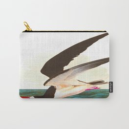 Black Skimmer or Shearwater Bird Carry-All Pouch