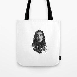 Alycia Debnam-Carey Exposure Tote Bag